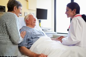 Elderly Care in Raleigh NC: What Happens at the Hospital After a Stroke?