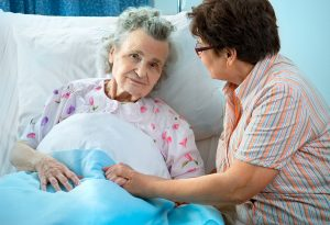 Home Care Services in Wake Forest NC: Tips for Caring for an Elderly Adult Who Cannot Get Out of Bed